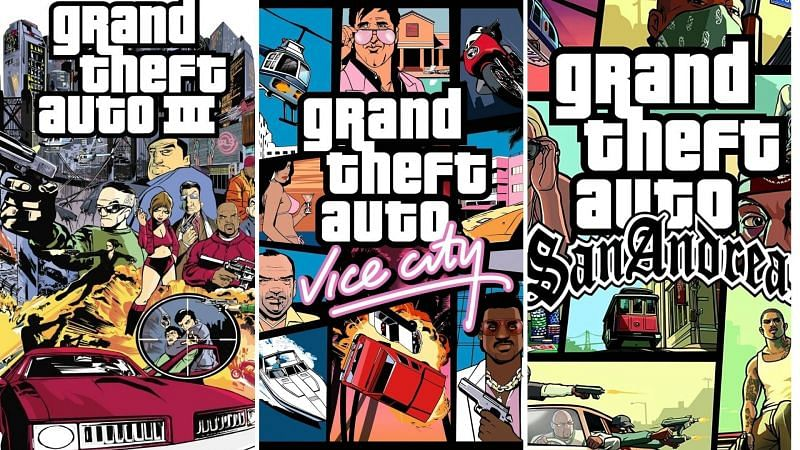 The GTA franchise has numerous creative game mechanics worth discussing (Image via Charlie INTEL)