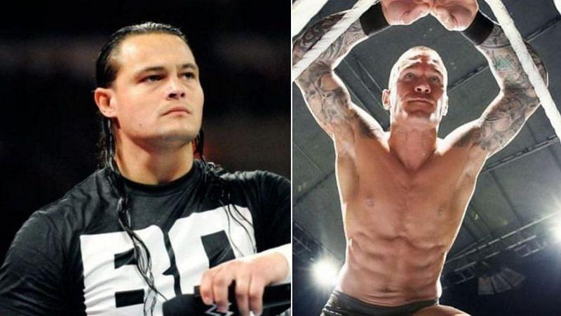 Bo Dallas/Randy Orton