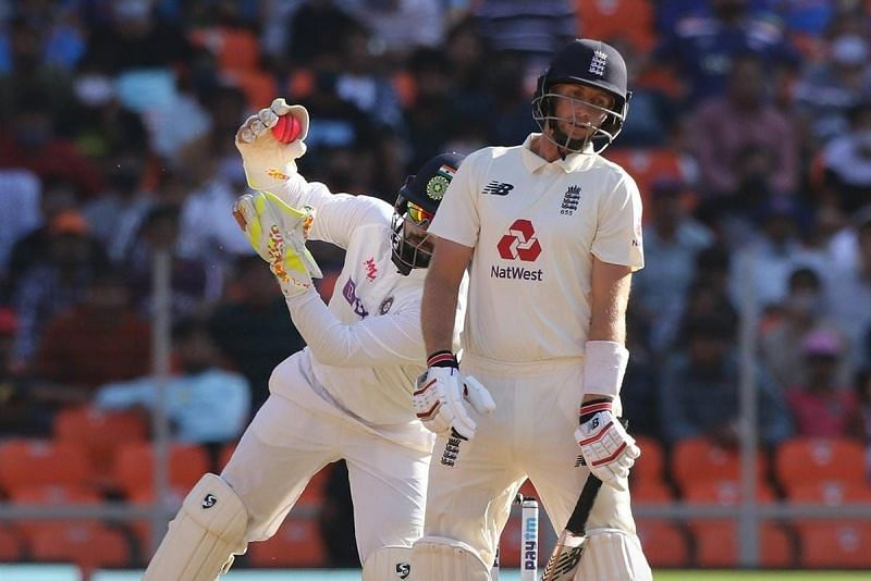 England captain Joe Root aggregated scores of 17 and 19 in the third Test [Credits: England Cricket]