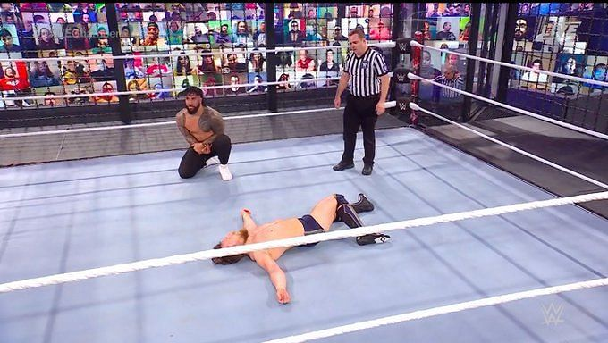 Jey Uso knew what he was doing