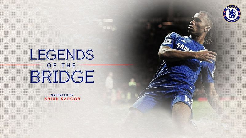 Didier Drogba is one of the greatest figures in Chelsea