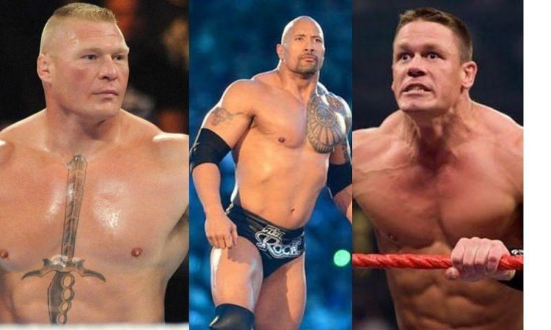 WWE के पार्ट-टाइम सुपरस्टार्स