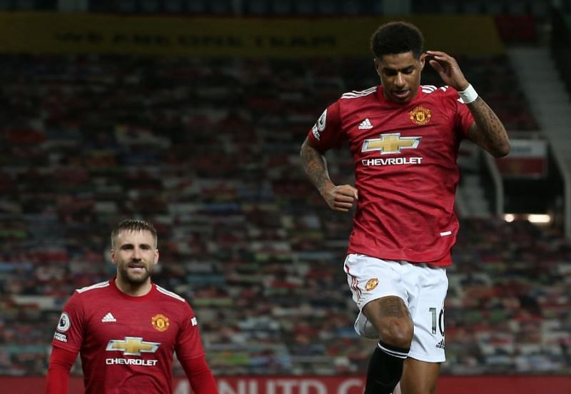 Manchester United recorded a comprehensive win over Newcastle United