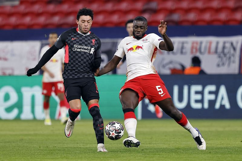 Dayot Upamecano is an important player in the RB Leipzig squad