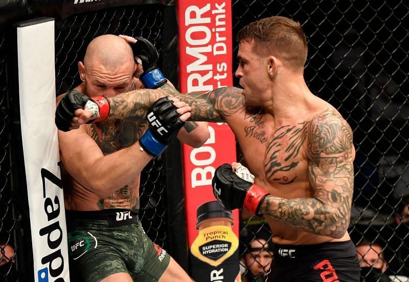 McGregor Vs Poirier at UFC 257