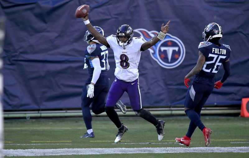 Baltimore Ravens QB is the most exciting player in the league today