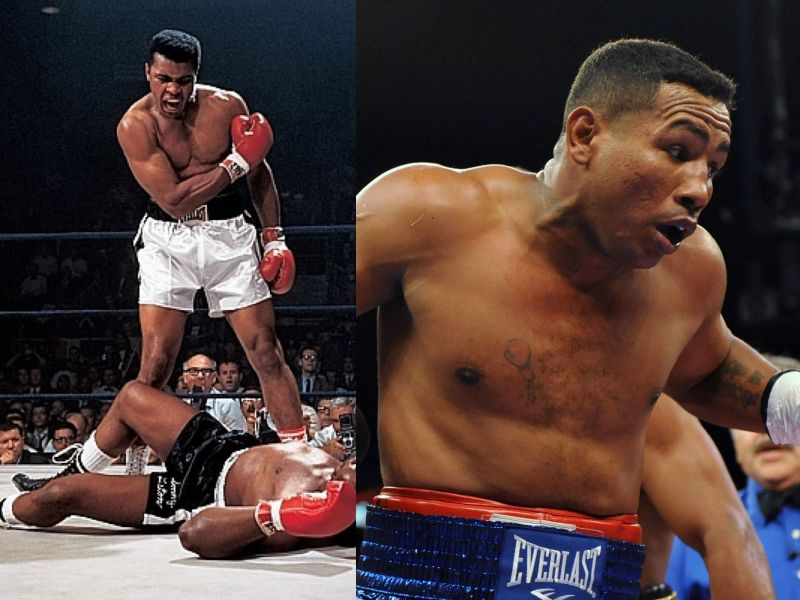 Famous boxers Muhammad Ali and Ricardo Mayorga tried - and failed - in MMA.