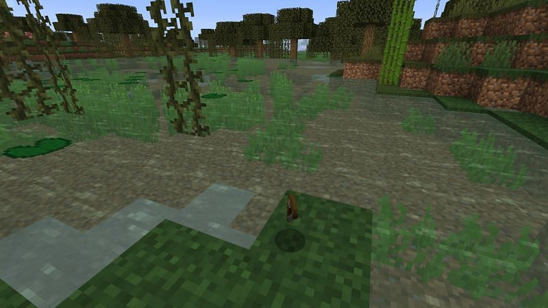 Another non-enchanted rod... (Image via Minecraft)
