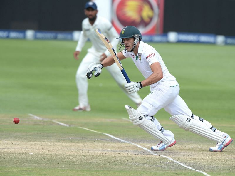 Faf du Plessis scored a sumptuous hundred against India in 2013