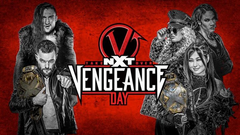 NXT TakeOver: Vengeance Day is in the books!
