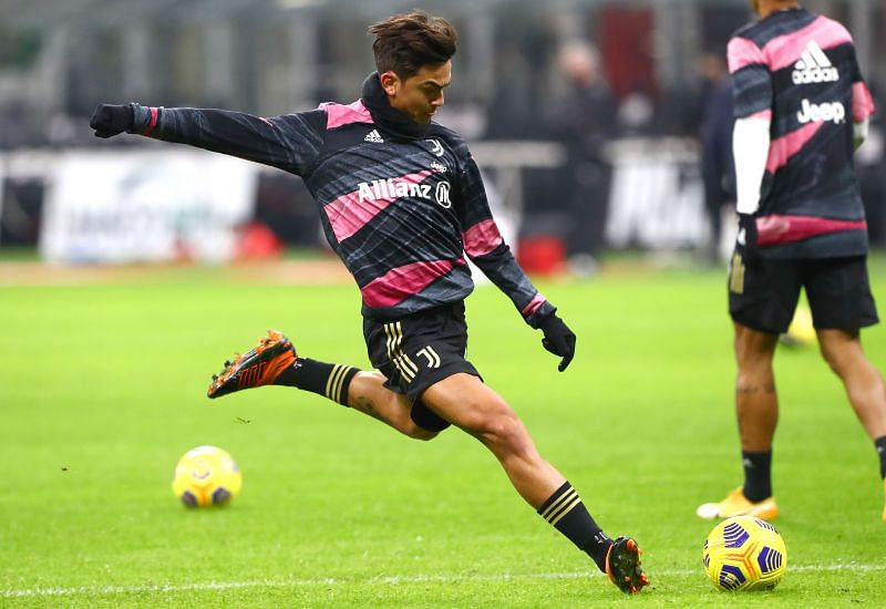 Paulo Dybala could finally return from injury