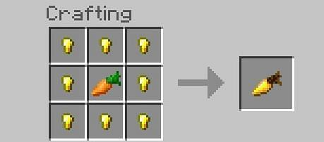 Golden carrots have the best saturation in the game