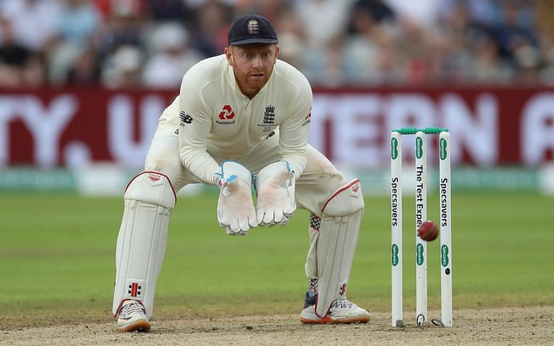 Bairstow is unlikely to keep wickets in the absence of Buttler