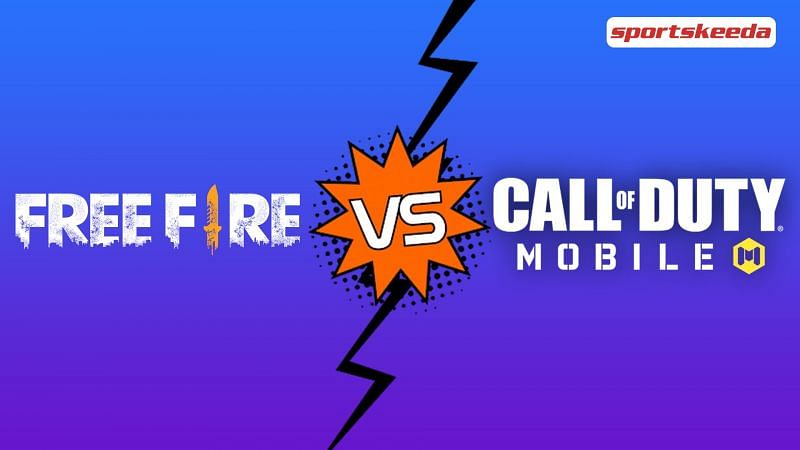 Free Fire vs COD Mobile: Which game is better for 4 GB RAM Android devices in 2021? - Sportskeeda