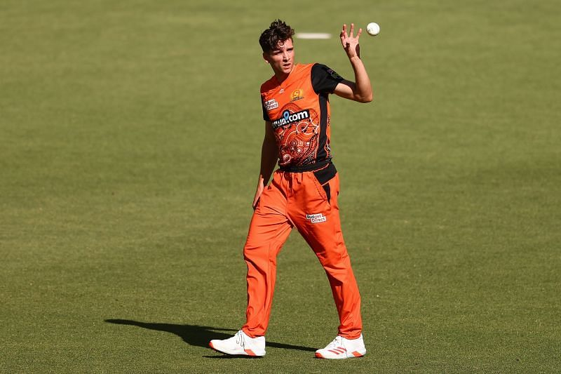 Jhye Richardson was in a brilliant form in the recently concluded Big Bash League