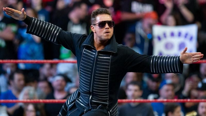 The Miz has worked for WWE since 2004