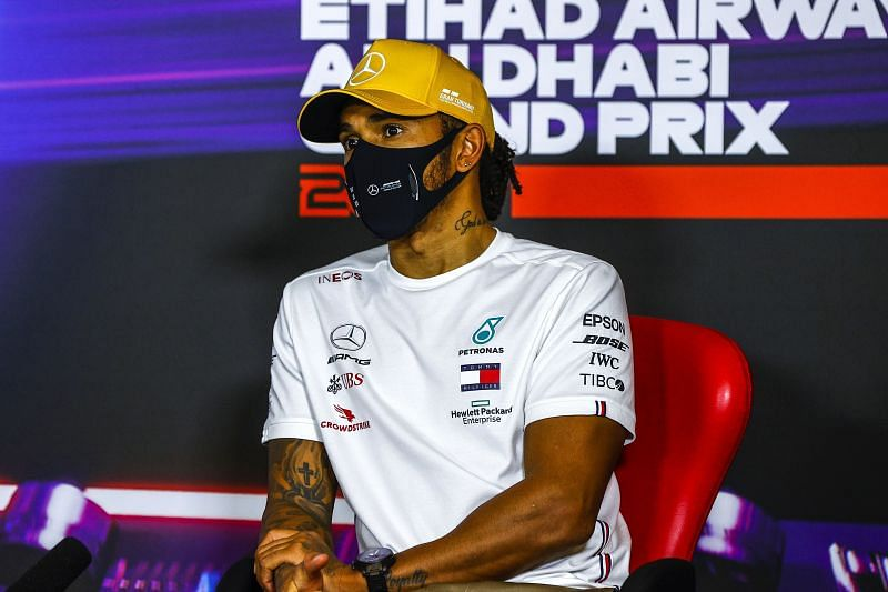 Hamilton is one of the most popular drivers in the world right now. Photo: Getty Images
