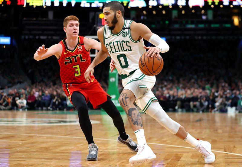 The Atlanta Hawks and the Boston Celtics will face off at TD Garden on Friday night
