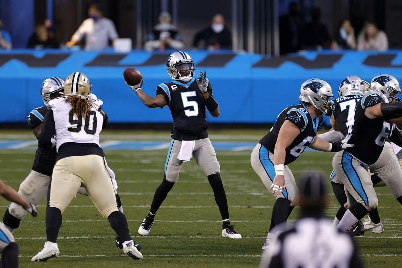 Carolina Panthers QB Teddy Bridgewater is a short-term fix