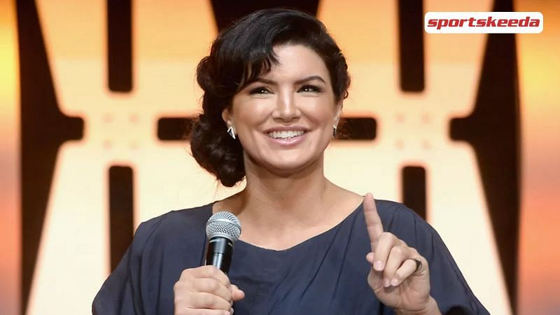 Gina Carano found out from the internet that she got fired (Image via Sportskeeda)