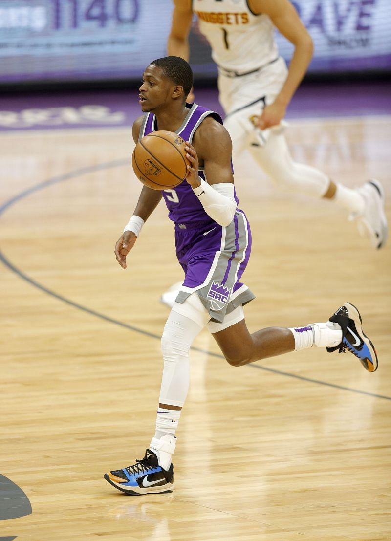 Sacramento Kings guard De