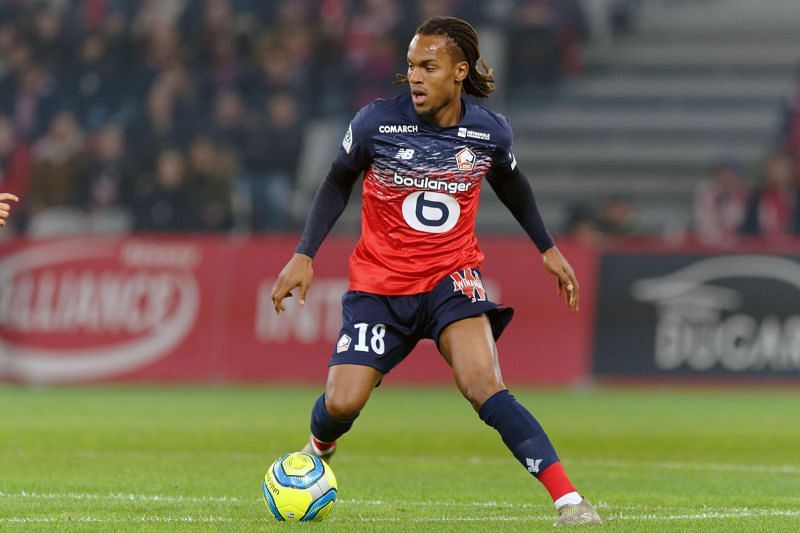 Renato Sanches has rediscovered his mojo in Ligue 1 with Lille.