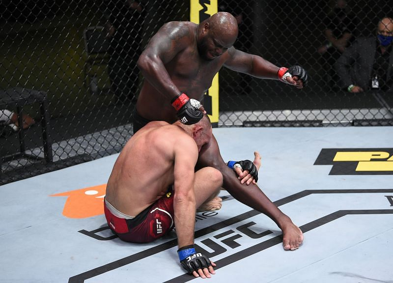 UFC Fight Night: Lewis v Oleinik