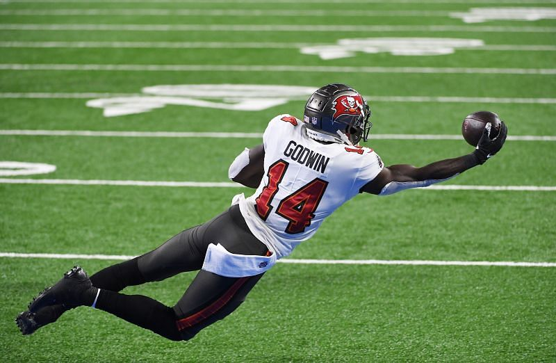Tampa Bay Buccaneers WR Chris Godwin