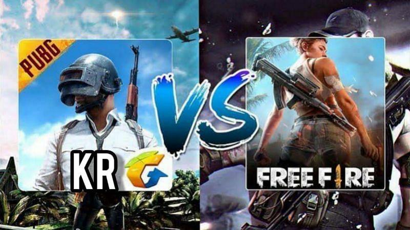 Two industry-defining BR games (Image via Sportskeeda)