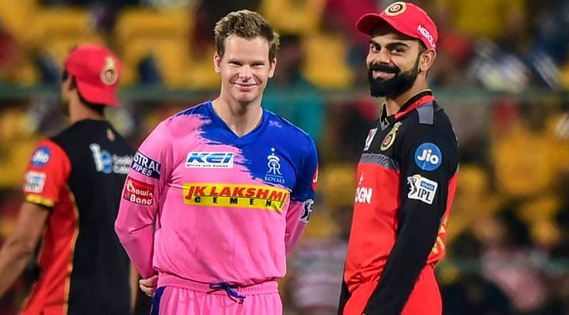 Steve Smith and Virat Kohli (Photo: PTI)
