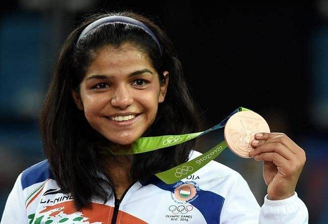 Sakshi Malik: Bronze Medal in Wrestling