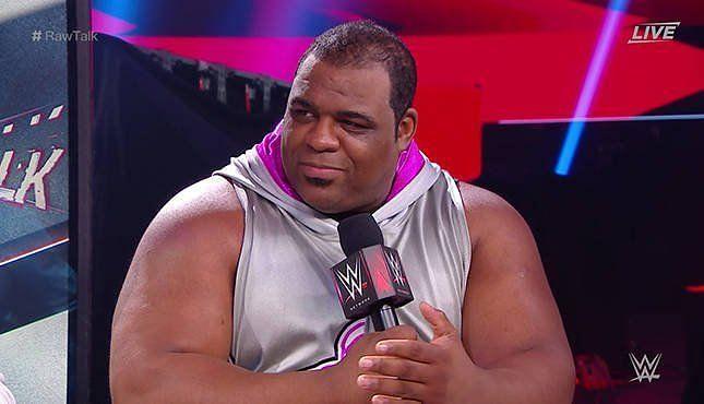 Keith Lee on RAW Talk