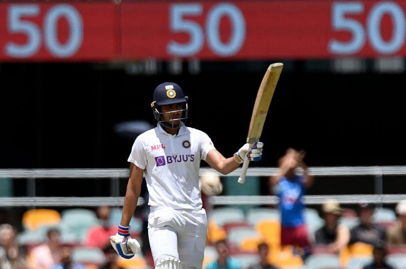 Shubman Gill played a pleasing 29-run knock in India