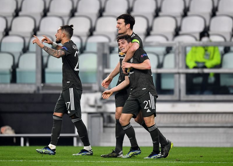 Manchester United romped to a 4-0 win over Real Sociedad in their UEFA Europa League encounter