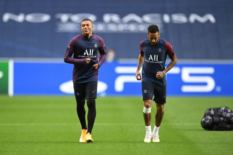 Paris Saint-Germain take on Nimes this week