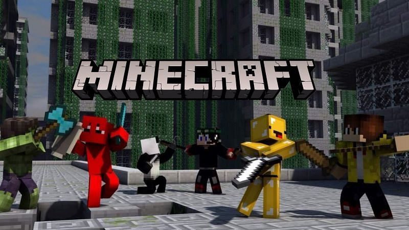 Top 5 Minecraft servers for PvP in 2021