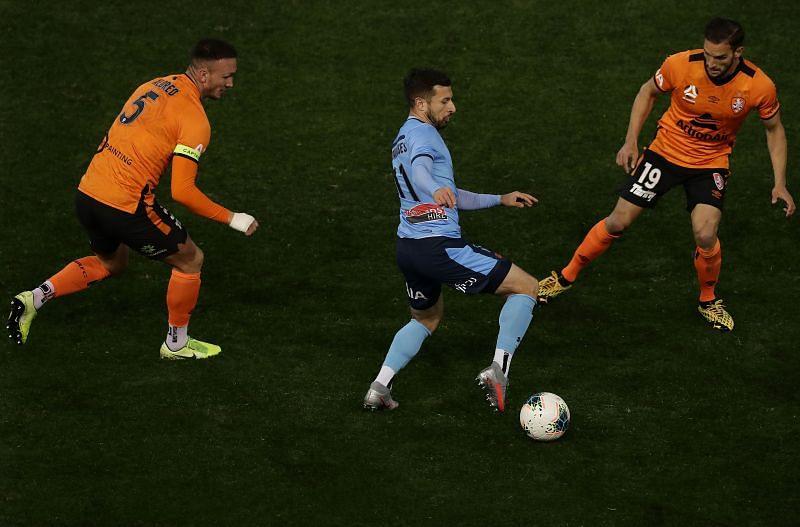 Sydney FC take on Brisbane Roar this weekend