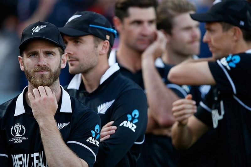 New Zealand Cricket confirmed players