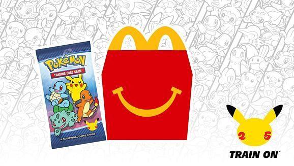 Image Via Pokemon/McDonald
