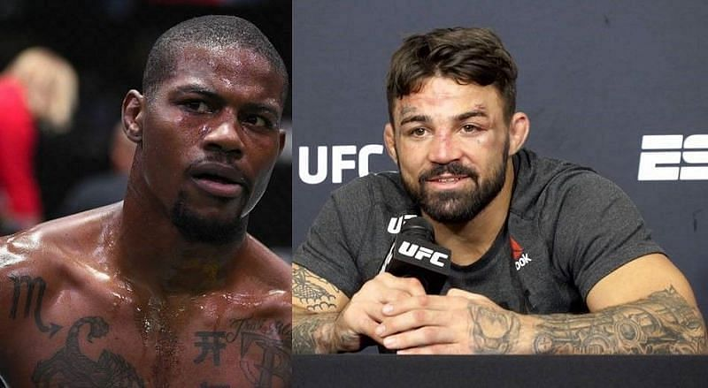 A possible clash might take place between Kevin Holland and Mike Perry