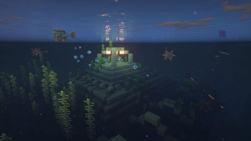 Just wow (Image via Minecraft)