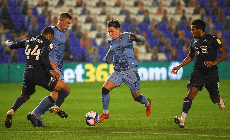 Coventry City v Swansea City - Sky Bet Championship