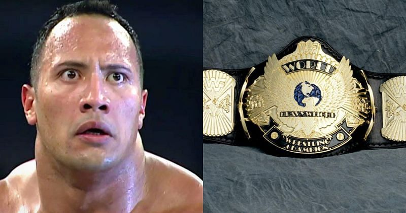 The Rock won the WWE title at No Way Out 2001.