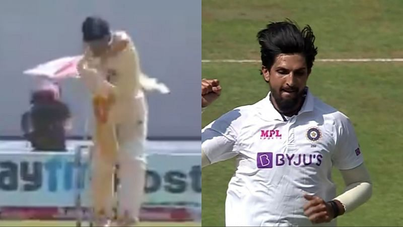 Ishant Sharma took a wicket after bowling a no-ball