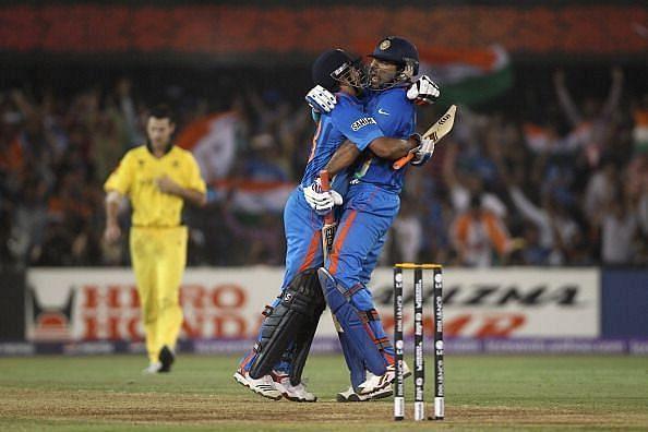 India ended Australia