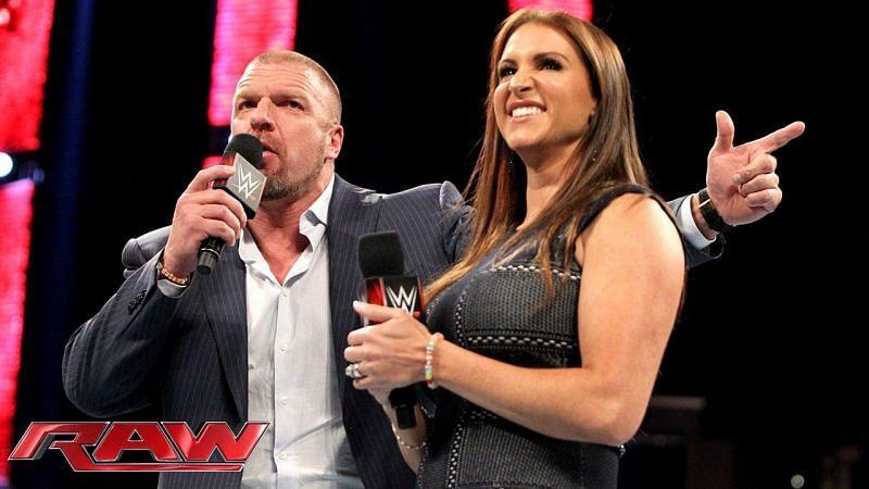 WWE में ट्रिपल एच और स्टैफनी मैकमैहन की शादी के दौरान काफी ड्रामा देखने को मिला था