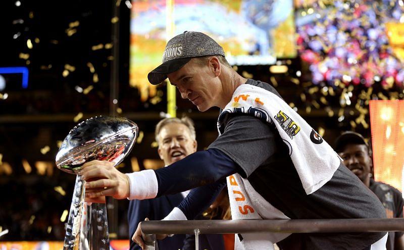 Former Denver Broncos QB Peyton Manning