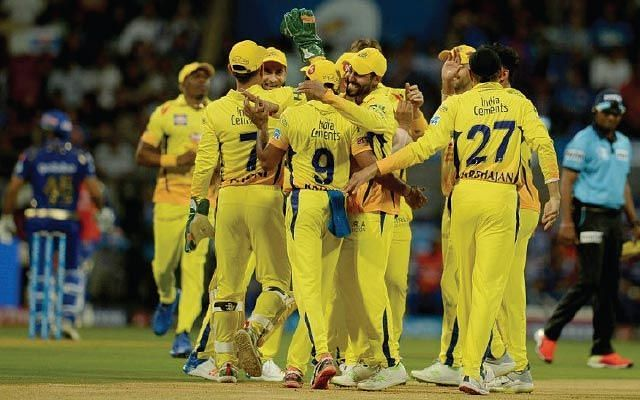 The Chennai Super Kings are the winners of three IPL trophies - 2010, 2011 and 2018