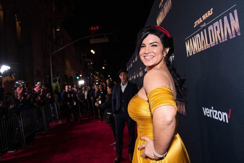 "Premiere Of Disney+'s ""The Mandalorian"" - Red Carpet"