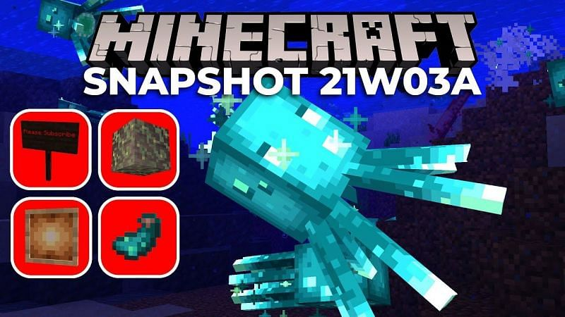 Snapshots help players get familiar with the additions (Image via OMGcraft, YouTube)